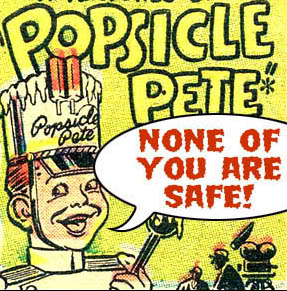 Popsiclepete
